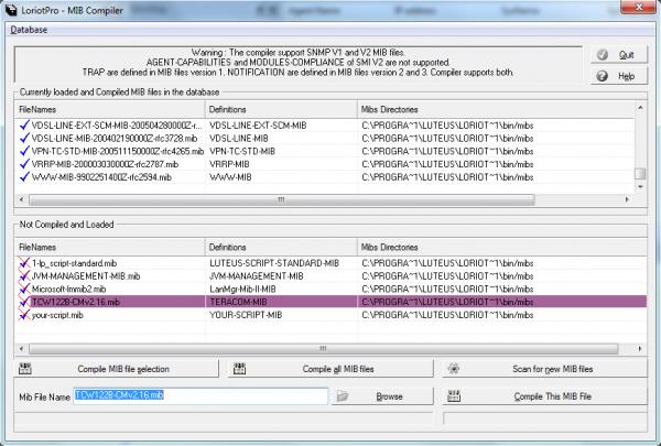 LoriotPro-Mib-compiler-2