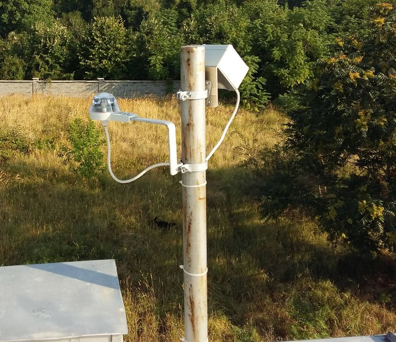 Mount-rain-detector-test