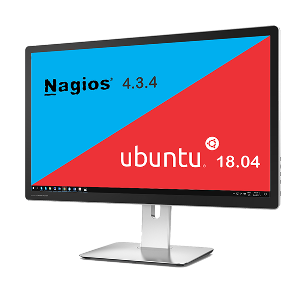 How to install Nagios 4.3.4 local server on Ubuntu 18.04