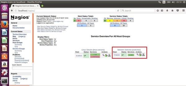 install-nagios-local-server-web-interface